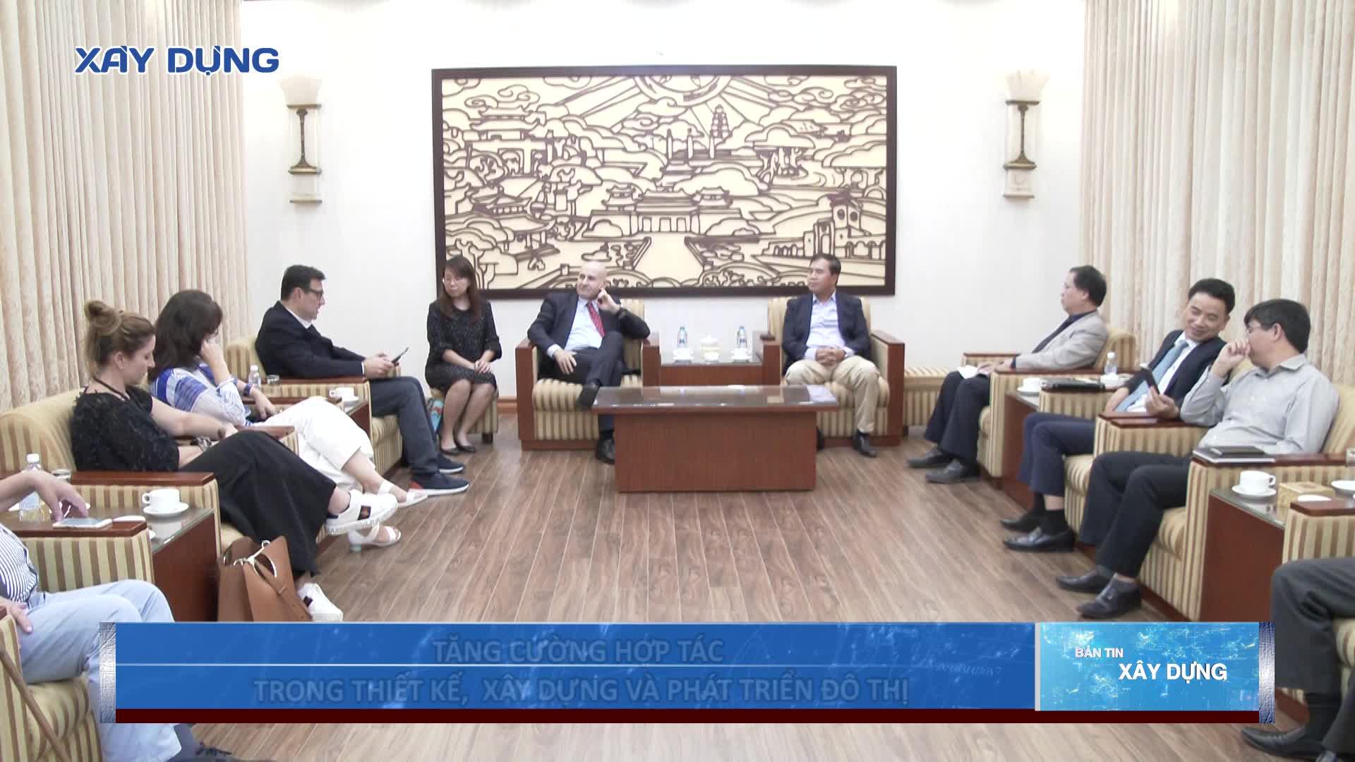 Việt Nam – Italia: Tăng cường hợp tác trong thiết kế, xây dựng và phát triển đô thị