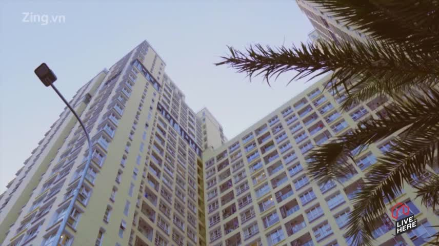 Căn hộ 56 m2 làm nội thất 250 triệu đồng như quán cà phê ở TP.HCM