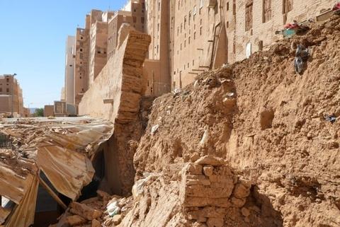 Thành phố chọc trời xây từ thế kỷ 16 sắp sụp đổ