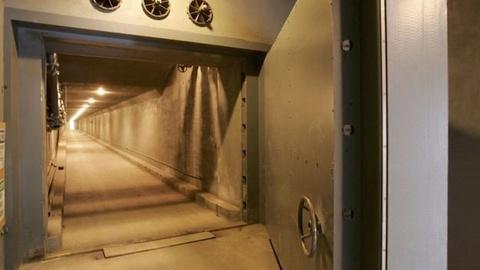 Bên trong hầm trú ẩn hạt nhân tuyệt mật của Mỹ