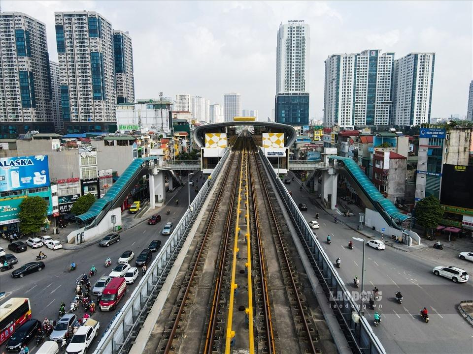 Cát Linh - Hà Đông: Người dân nói gì về lời hứa chạy an toàn trước 1.2021?