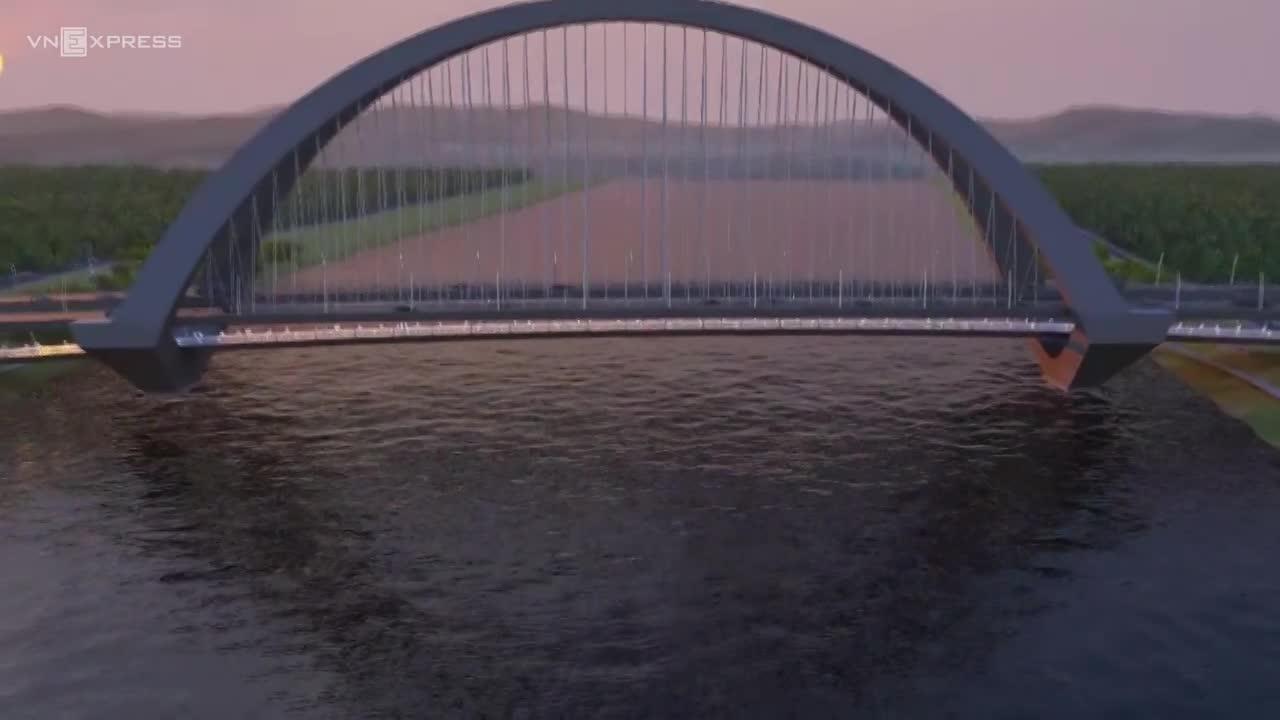 Huế lấy ý kiến về cầu vượt sông Hương