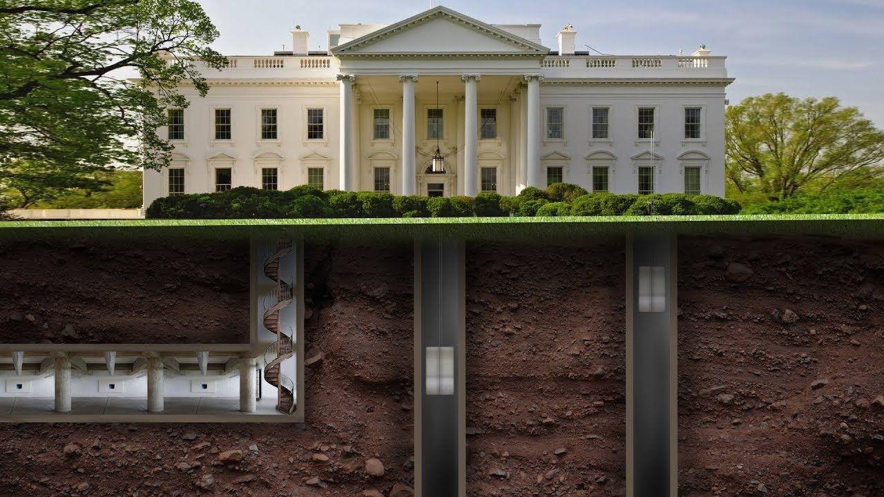 Bên trong hầm an ninh của Nhà Trắng